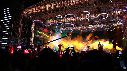 2021杭州西湖音乐节