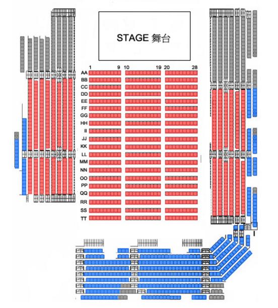 2019卢巧音香港演唱会