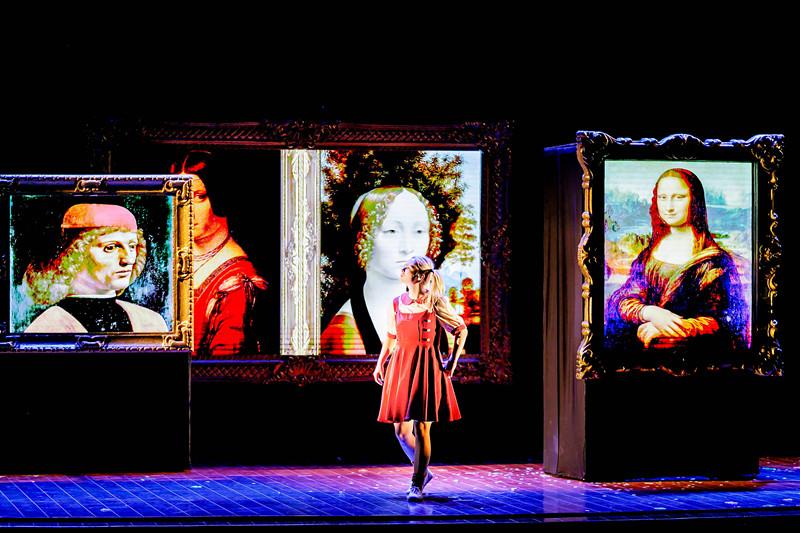 2021大船文化·法国艺术启蒙魔术剧《美术馆奇妙夜·星夜》中文版-天津站