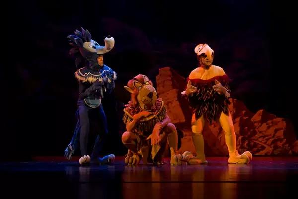 2021原创儿童音乐剧《狮子王》-杭州站