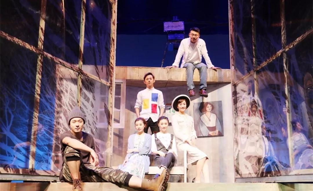 2021话剧《水中之书》-上海站