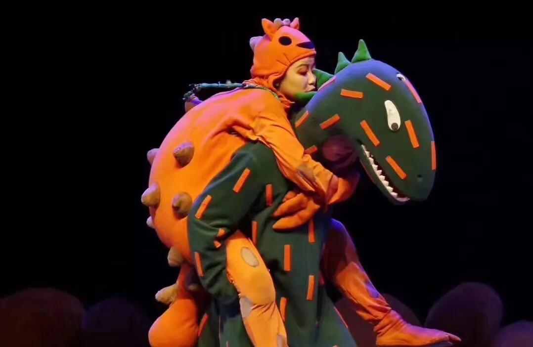2021凡创文化·大型恐龙主题实景童话剧《你看起来好像很好吃》-成都站