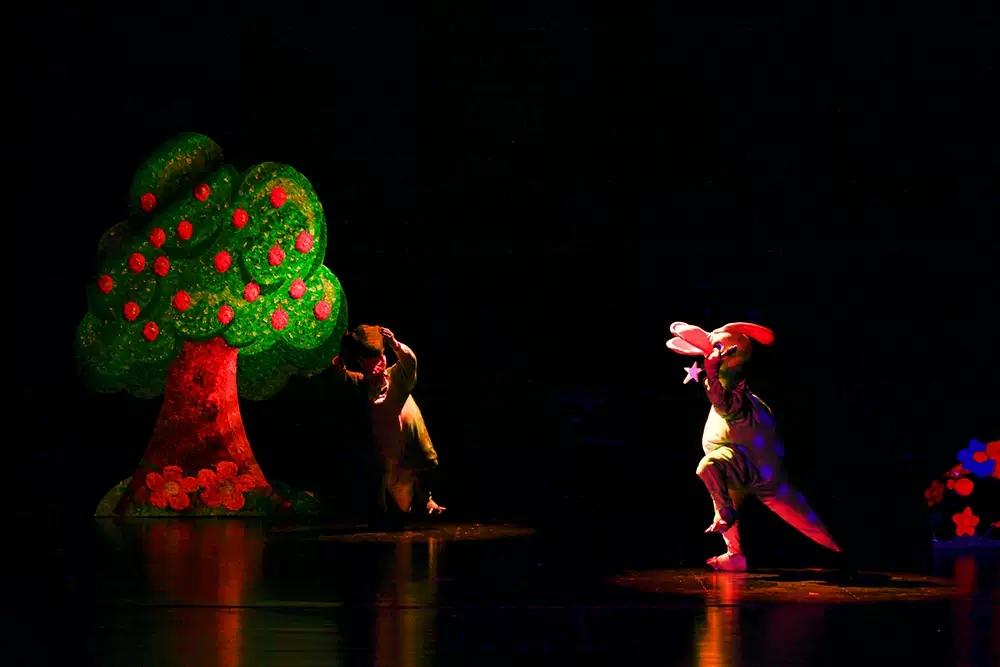 2021原创儿童剧《侏罗纪公园·我不是霸王龙》-上海站