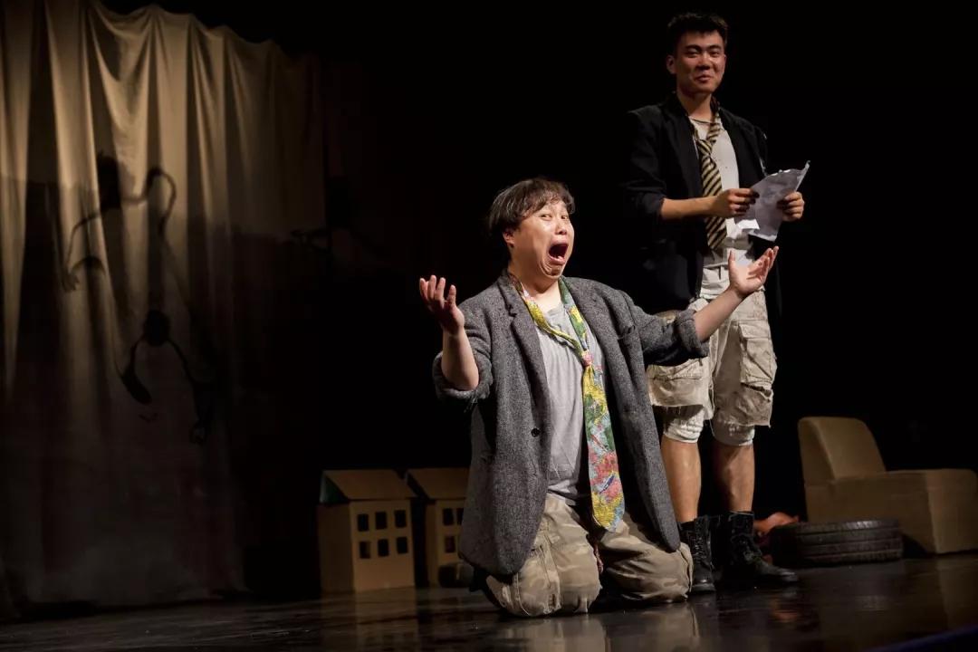 2021孟京辉戏剧作品《两只狗的生活意见》-杭州站