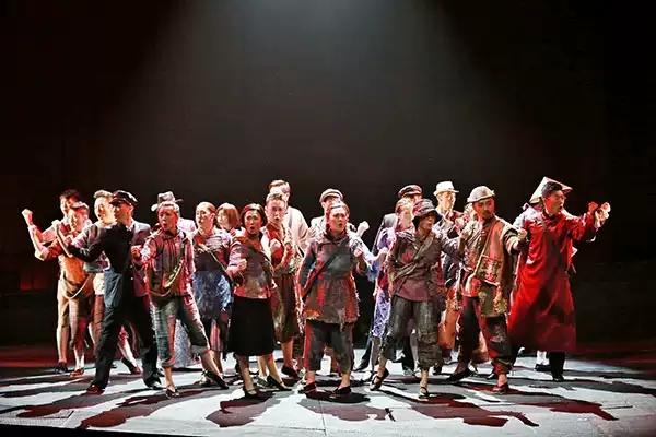 2021中国儿童艺术剧院 音乐剧《火光中的繁星》-北京站