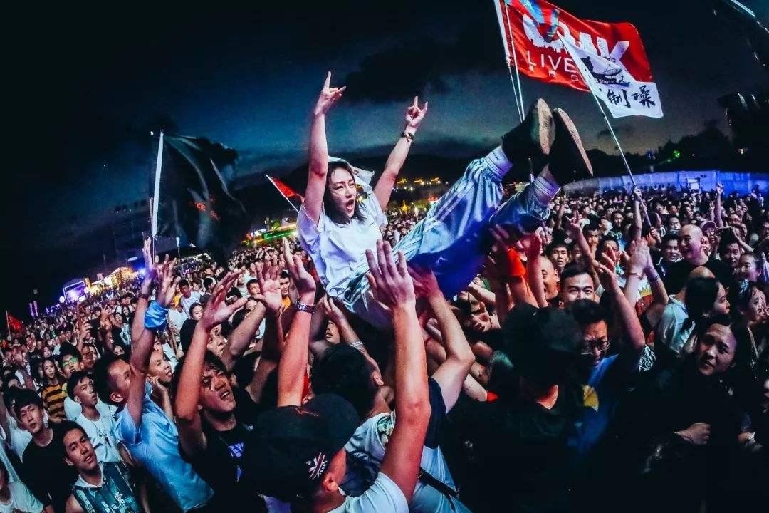 2021舟山东海音乐节
