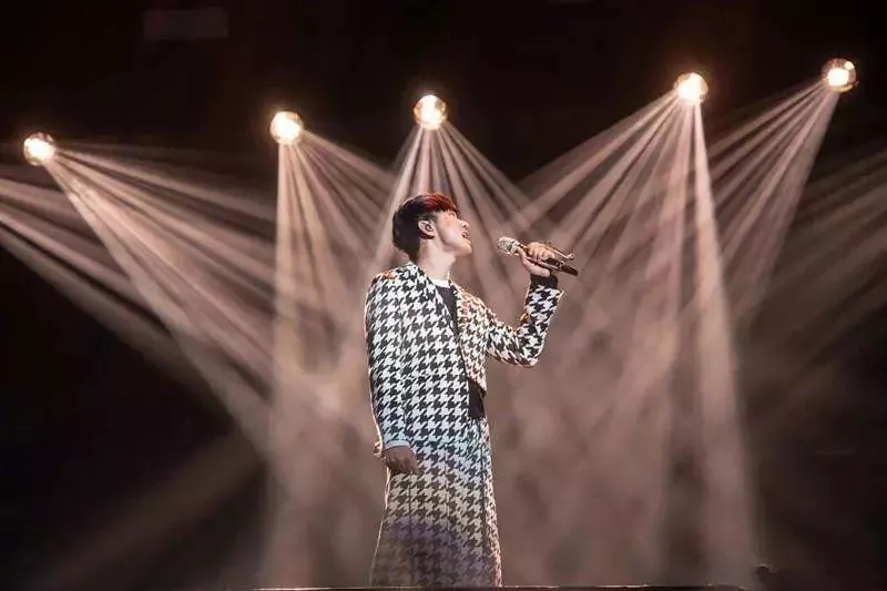 """2021林俊杰""""圣所2.0""""世界巡回演唱会-天津站"""