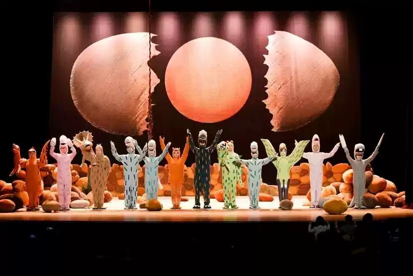 2021凡创文化·大型恐龙主题实景童话剧《你看起来好像很好吃》-广州站