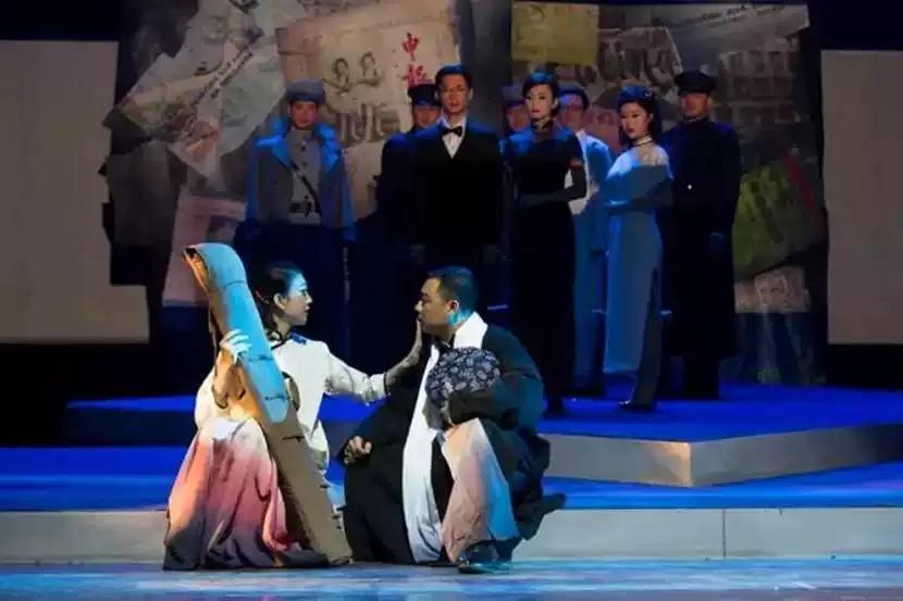2021话剧《秋水山庄》-杭州站