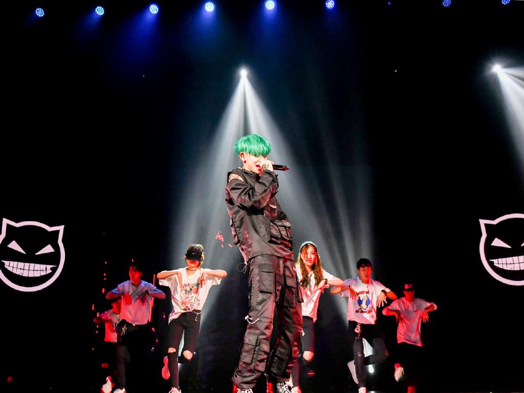 FINDING GHOST·小鬼王琳凯2021巡回演唱会-西安站