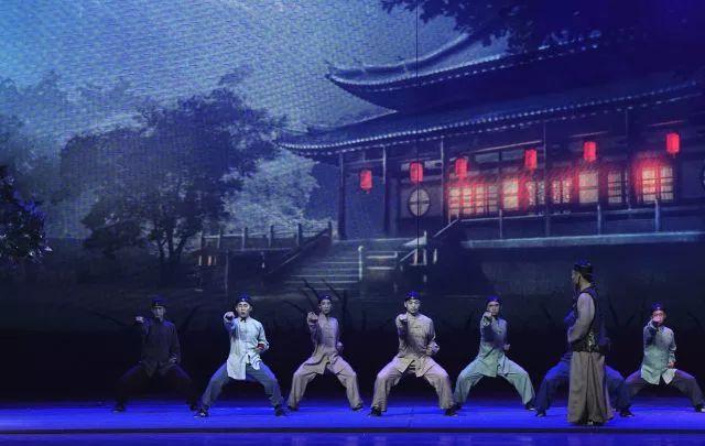 2021大型励志互动舞台剧《武传奇之霍元甲》-天津站