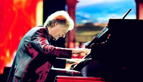 一个人的浪漫钢琴谱_2020理查德克莱德曼合肥音乐会门票预订及票地址-黄河票务网