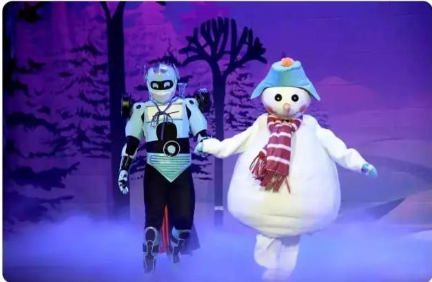 2021上海美术电影制片厂正版授权-雪景体验式舞台剧《雪孩子》-北京站