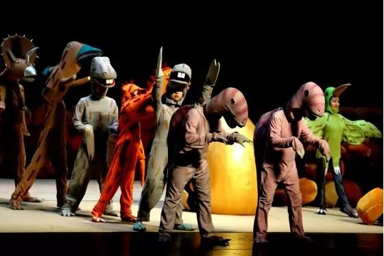 2021凡创文化·大型恐龙主题实景童话剧《你看起来好像很好吃》-江门站