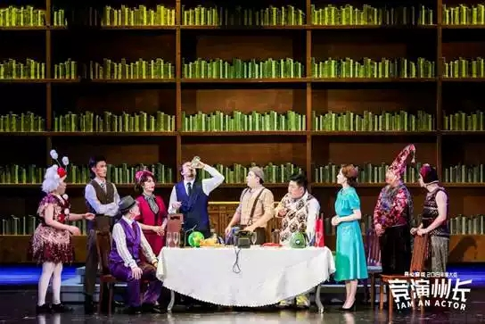 2021开心麻花年度新戏《竞演州长》-上海站