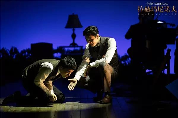 2021音乐剧《拉赫玛尼诺夫》-上海站