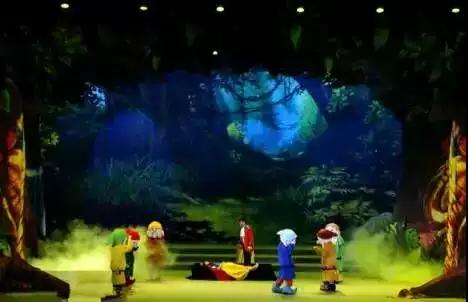 2021世界经典童话舞台剧《白雪公主之魔镜奇缘》-杭州站
