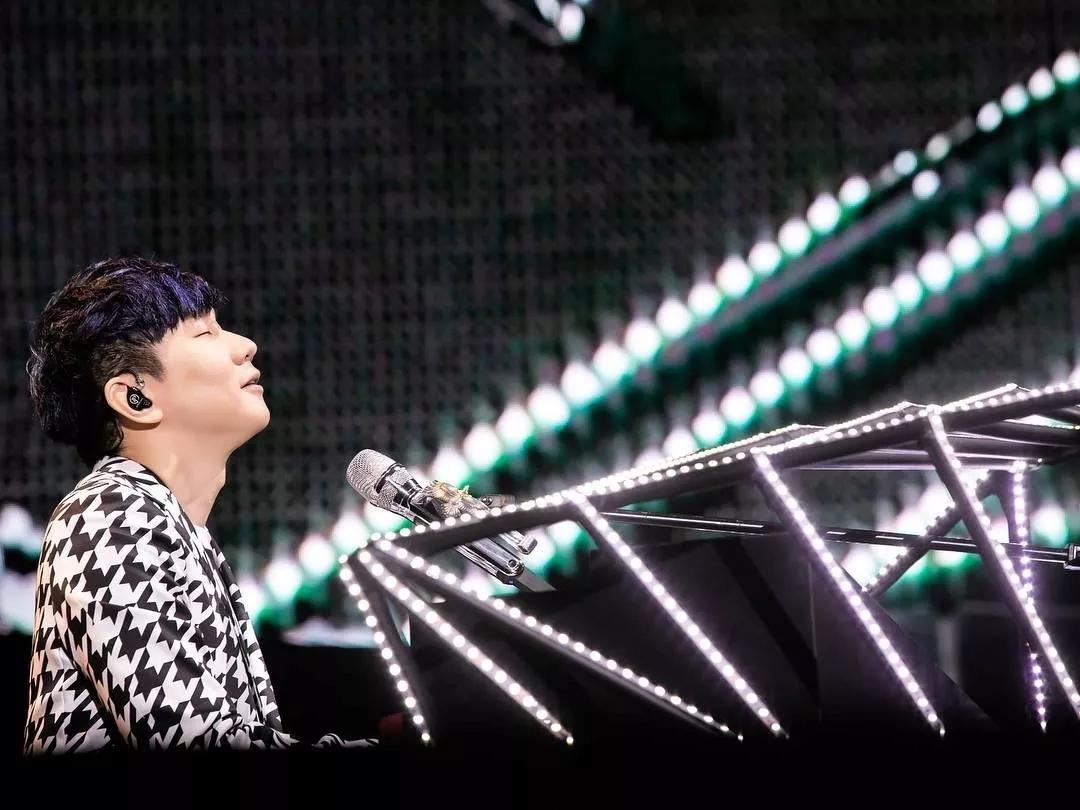 2021JJ林俊杰《圣所:Wonderland》世界巡回演唱会-武汉站