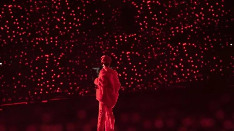 华晨宇2021火星演唱会-大连站